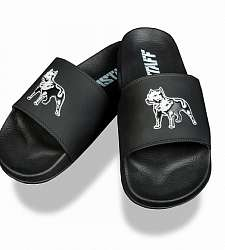 Pantofle Amstaff S-AMS1074BLK Dogs Bay pool slides  Black