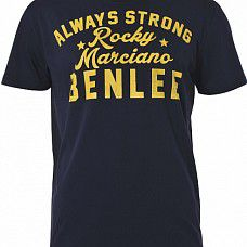 triko Benlee Rocky MARCIANO ALWAYS STRONG Navy