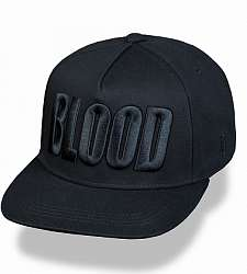 kšiltovka Blood in Blood Out BC0210BLK BLOOD