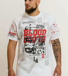 triko Blood in Blood out BC0314WHT Varos