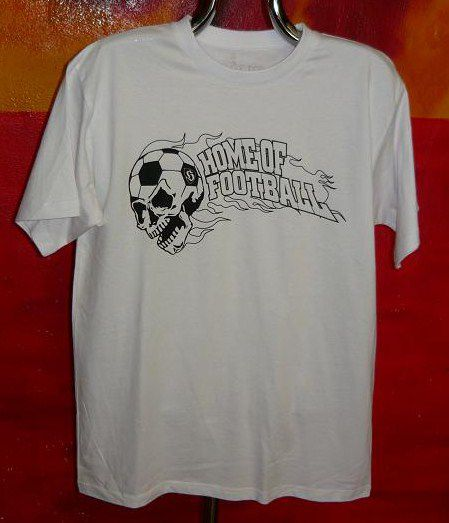 triko Hooligan TS 218 White