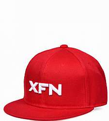 kšiltovka DOUBLE RED XFN Red Cap