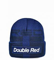 kulich DOUBLE REDSTREET HERO Trademark Dark Blue Cap