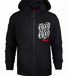 mikina Blood in Blood out BC0263BLK Marca