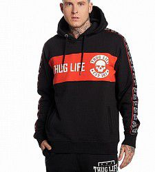 mikina Thug Life TLHD120BLK Lux